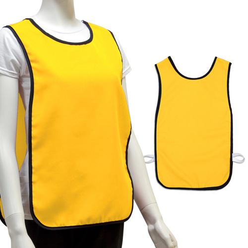 S138003T Polyester Event Bib Vests Logo Printed